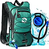 OlarHike Hydration Backpack Pack with 2L BPA Free Leak-Proof Bladder, Insulated Water...