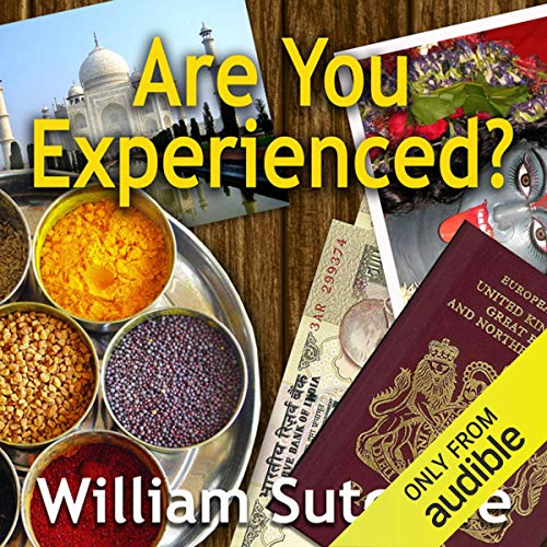 Are You Experienced? audiobook cover art