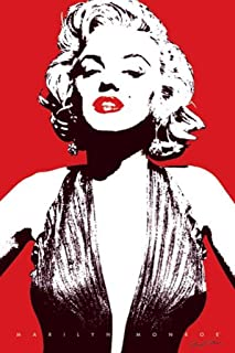 Best marilyn monroe poster red Reviews