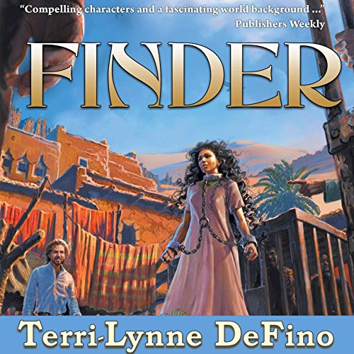 Finder audiobook cover art