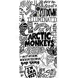 Casotec Arctic Monkeys Pattern Design Hard Back Case Cover for Lenovo ZUK Z1