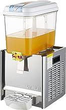 CLING Distributeur de Boissons Automatique Commercial Machine à jus de Boisson à Cylindre Unique pour mélanger la Machine ...