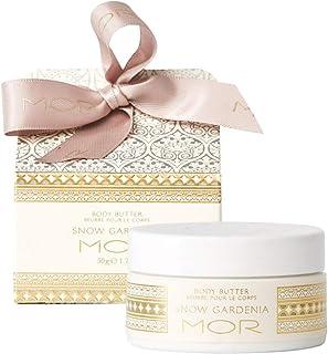 MOR Boutique Little Luxuries Snowgardenia Body Butter, Snowgardenia, 1.7 Ounces, 50g