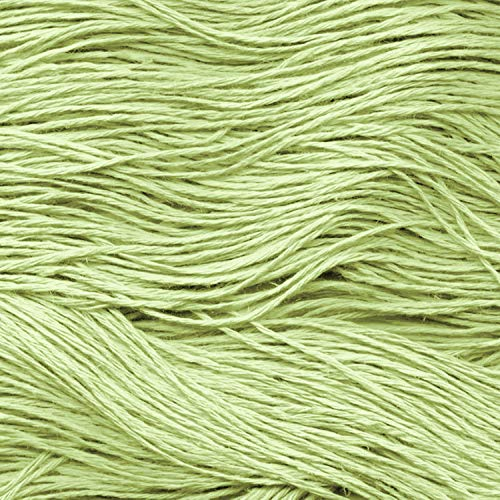 Fibra Natura Flax - 100% Linen Yarn - Color 104, Wild Lime