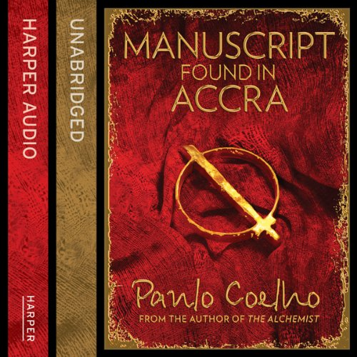 Manuscript Found in Accra audiobook cover art