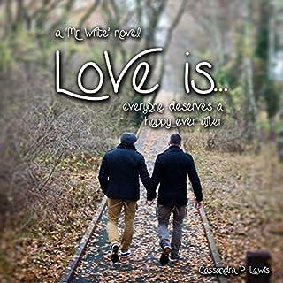 Love is... audiobook cover art