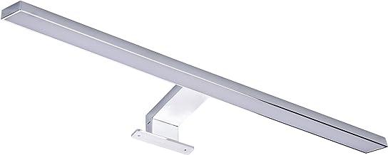 MÜLLER-LICHT LED wand- en spiegellamp Marin 50 cm, aluminium, 5 watt, chroom, 50 x 3,9 x 11 cm