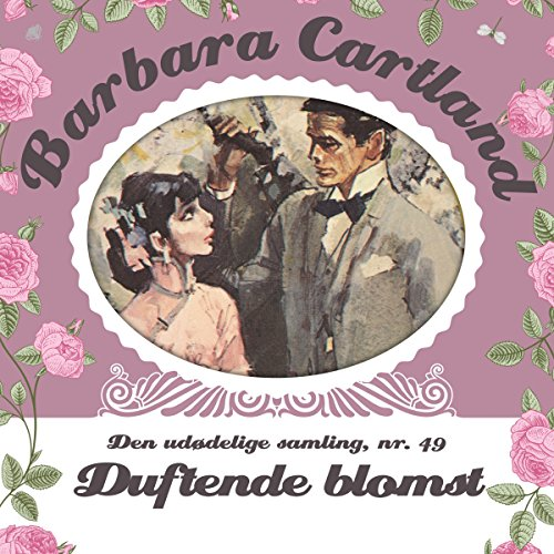 Duftende blomst cover art