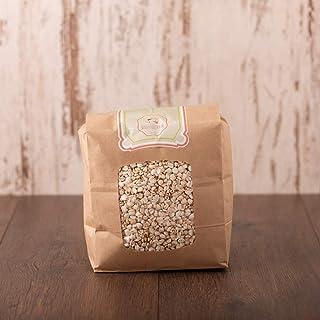 süssundclever.de Bio Buchweizen | gepufft | 500 g 2 x 250 g | Premium Qualität | plastikfrei und ökologisch-nachhaltig abgepackt