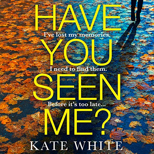 Have You Seen Me? cover art