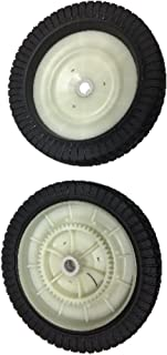 Agri-Fab Craftsman Lawn Sweeper Wheel & Tire Complete Assembly Set 44985 Qty 2