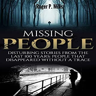 Missing People audiobook cover art