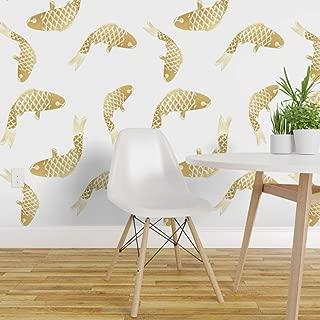 Best gold koi fish wallpaper Reviews