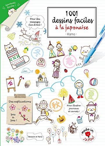 1001 dessins faciles à la japonaise