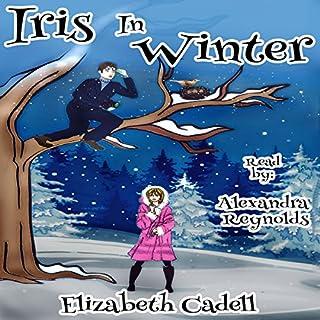 Iris in Winter audiobook cover art