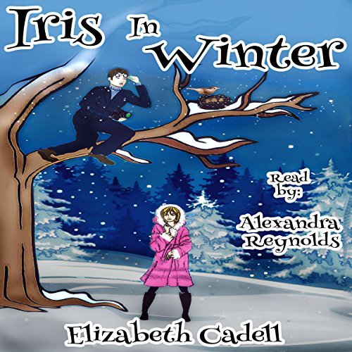 Iris in Winter audiobook cover art