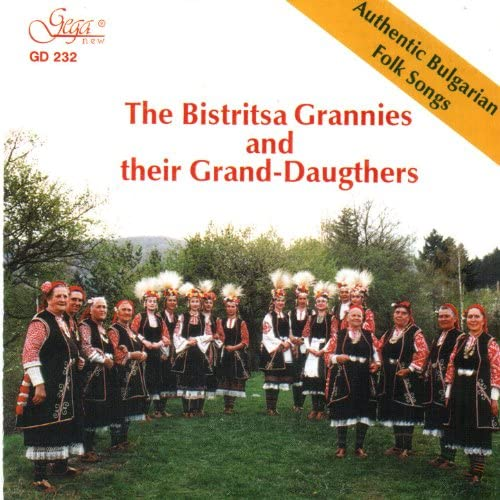 The Bistritsa Grannies and their Grand-Daughters