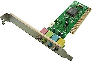 KALEA INFORMATIQUE CMI8738/PCI-SX - Tarjeta de Sonido para Puerto PCI (4 Canales)
