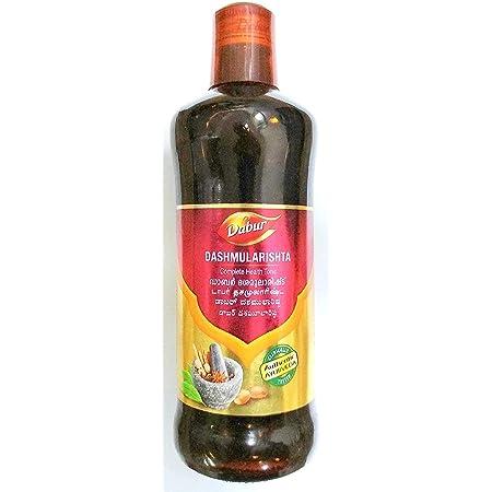 Dabur Dashmularishta - Useful in General Weakness - 450ml