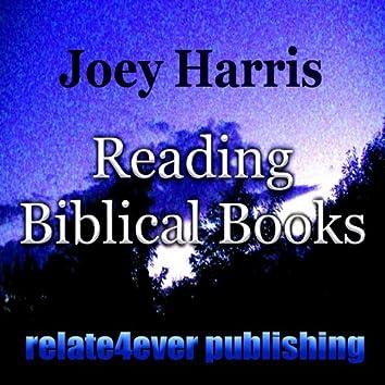 Reading Biblical Books