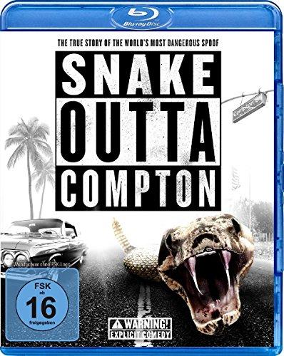 Snake Outta Compton [Blu-ray]