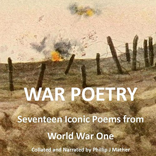 War Poetry audiobook cover art