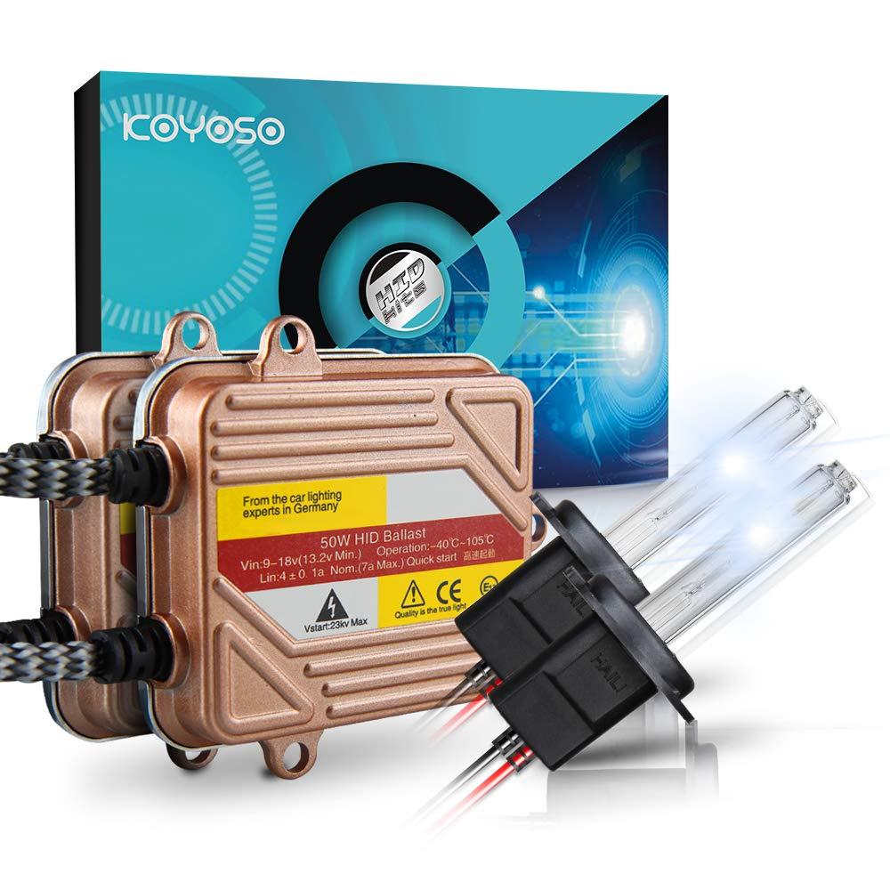 H7 10000K Car Canbus Xenon HID Kit 12V 55W Bulbs Head Light Fast Start /& Bright