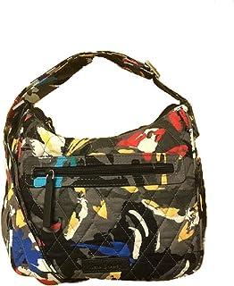 Vera Bradley Women's Mini Andi Crossbody Bag In Splash Floral