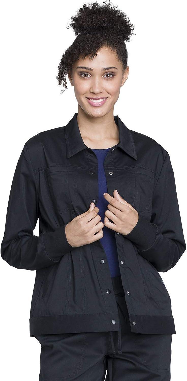 Workwear Revolution Surprise price Women Warm Up Discount mail order Jacket Trucker Scrubs WW325