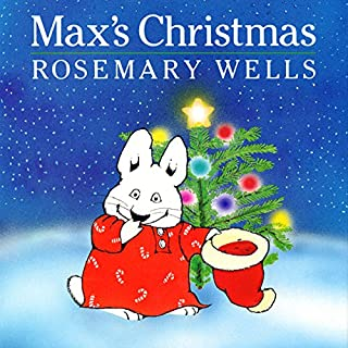 Max's Christmas cover art