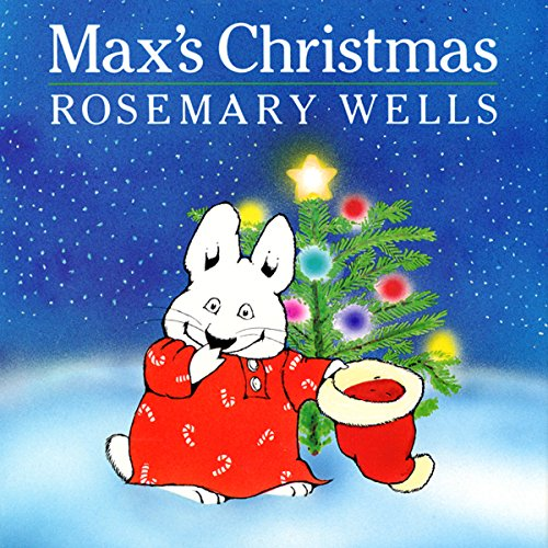 Max's Christmas  audiobook cover art