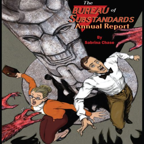 The Bureau of Substandards Annual Report cover art