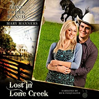 Lost in Lone Creek audiobook cover art