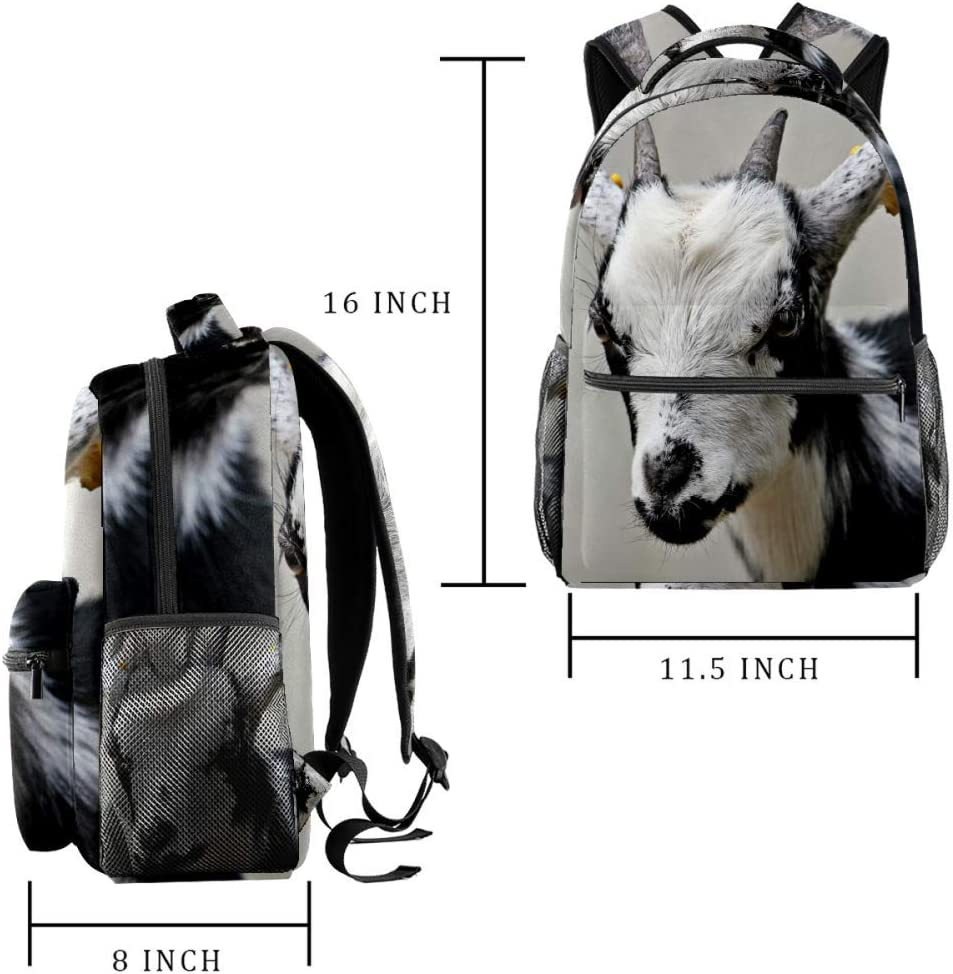 Daypack Animal Leopard Laptop Bag For 14 inches Laptops