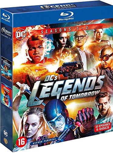 DC's Legends of Tomorrow - Saisons 1 & 2 - Coffret Blu-ray - DC COMICS