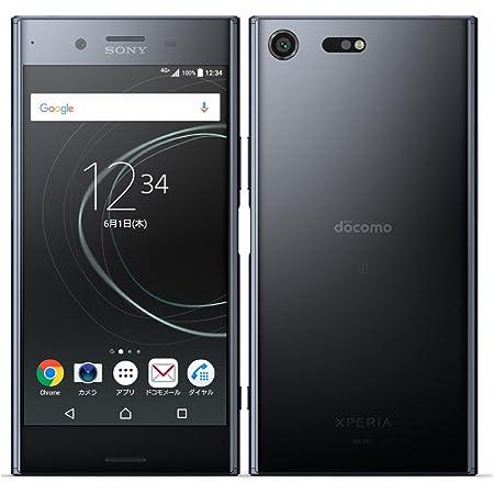docomo Xperia XZ Premium SO-04J Deepsea Black 白ロム