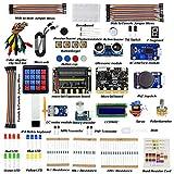 Adeept BBC Micro: Bit Starter Kit | Elektronisches Mikrobit-Starter-Kit für Micro: Bit mit 31 Projects Tutorial Book