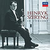 Henryk Szeryng in Concert (Coffret 13 CD)