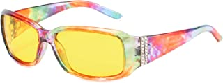 Women's Night-Vision Glasses for Night-Driving Anti Glare...