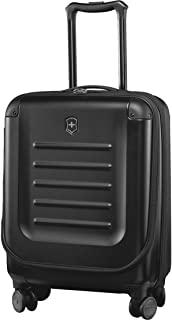 Victorinox Spectra 2.0 Expandable International Carry-On Hardside Spinner Suitcase, 21-Inch, Black