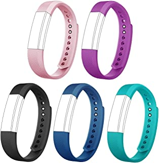 COOLEAD Replacement Straps Watch Band Replacement Bracelet Adjustable Wristband for ID115HR or ID115 Fitness Tracker Smart Watch