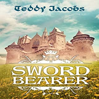 Sword Bearer audiobook cover art