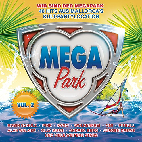 Megapark Vol. 2 - Die Mallorca Hits 2016 Party