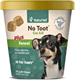 NaturVet – No Toot Gas Aid For Dogs
