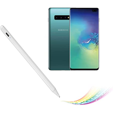 Metallic Silver AccuPoint Active Stylus Electronic Stylus with Ultra Fine Tip for AllCall S10 BoxWave AllCall S10 Stylus Pen