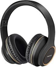 Active Noise Cancelling Headphones, Bluetooth 5.0 Over Ear Wireless Headphones with 30H Playtime, Deep Bass, Foldable Wire...