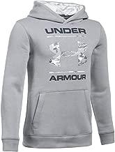 Under Armor Boys' Camo Fill Logo Hoodie