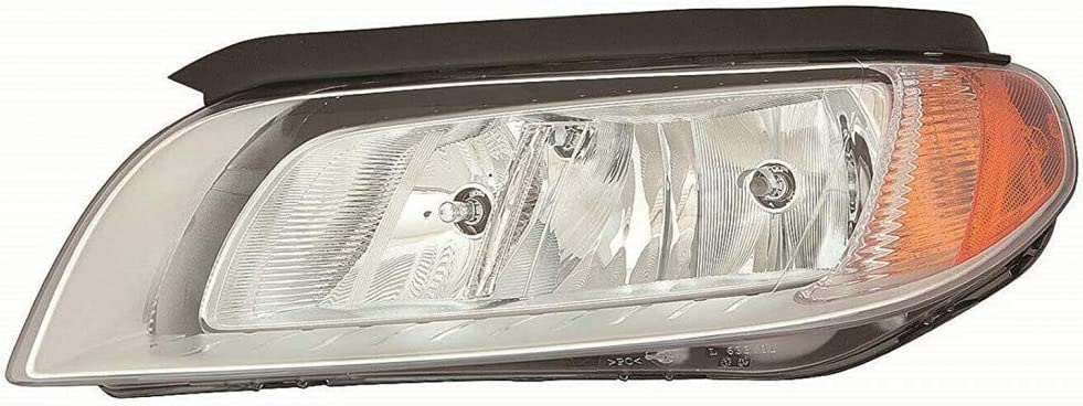 For Volvo S80 Headlight Assembly Cheap bargain 2015 Driver Halogen 2014 Side Cheap mail order shopping