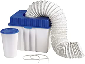 Xavax Kondensat-Box für Ablufttrockner, 28,5 x 23,5 x 23 cm, Weiß