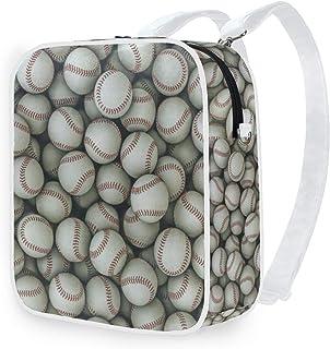 FAJRO Home Run - Mochila de viaje, diseño de pelotas de béisbol
